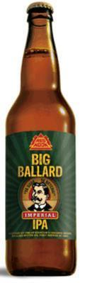 Redhook Big Ballard Imperial IPA