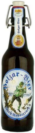 Höss Holzar-Bier