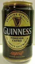 Guinness Foreign Extra Stout (Singapore)