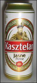 Kasztelan Jasne Pelne - Pale Lager