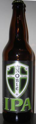 Noble Ale Works IPA (2010 - 2012)