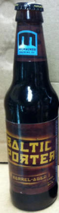 Milwaukee Brewing Admiral Stache Baltic Porter