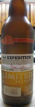 Redhook 8-4-1 Expedition Ale