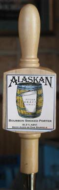 Alaskan Smoked Porter (Bourbon Barrel Aged) - Smoked