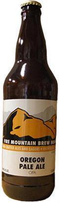 Fire Mountain Brew House Oregon Pale Ale