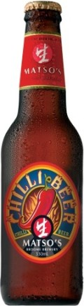 Matso�s Chilli Beer