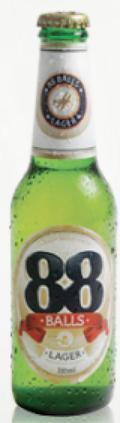 88 Balls Lager - Pale Lager