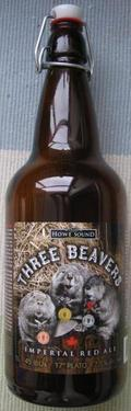Howe Sound Three Beavers Imperial Red Ale