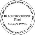 New Belgium Lips of Faith - Brachistochrone Stout - Stout