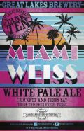 Great Lakes Brewery Miami Weiss (White Pale Ale)
