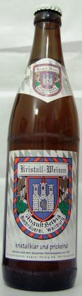Weilburger Kristall-Weizen - German Kristallweizen