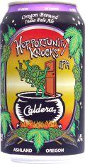 Caldera Hopportunity Knocks IPA