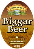 Sierra Nevada Beer Camp 018: Biggar Beer - Imperial Pils/Strong Pale Lager