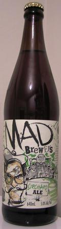 Mad Brewers Orchard Ale