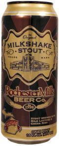 Rochester Mills MilkShake Stout