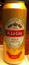 Olvi A.Le Coq Gold