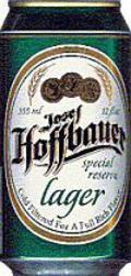 Josef Hoffbauer Special Reserve Lager