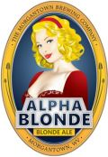 Morgantown Alpha Blonde Ale