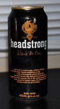 Headstrong Black & Tan - Brown Ale