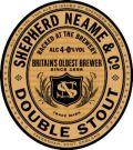 Shepherd Neame Double Stout (Cask) - Stout
