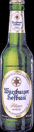 W�rzburger Hofbr�u Premium Pilsner