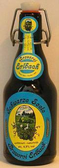 Erlbacher Schwarze Seele - Schwarzbier