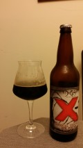 DuClaw X-1 (Imperial Chocolate Rye Porter) - Imperial Porter