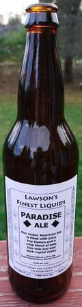 Lawson's Finest Paradise Ale (2011)