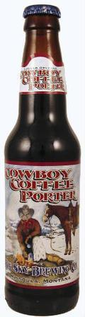 Big Sky Cowboy Coffee Porter