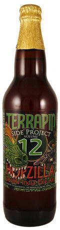 Terrapin Side Project Hopzilla Double IPA - Imperial IPA