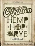 O�Fallon Hemp Hop Rye