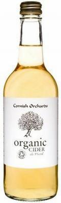 Cornish Orchards Organic Cider (Bottle)