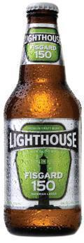 Lighthouse Fisgard 150