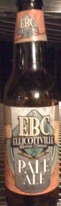 Ellicottville Pale Ale