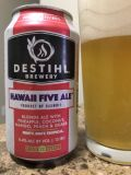 Destihl Hawaii Five-Ale
