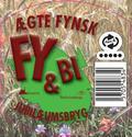 Vestfyen Ægte Fynsk Fy & Bi Jubilæumsbryg