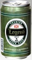 Legend Premium Lager Beer