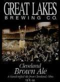 Great Lakes Cleveland Brown Ale