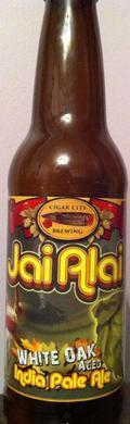 Cigar City White Oak Jai Alai India Pale Ale