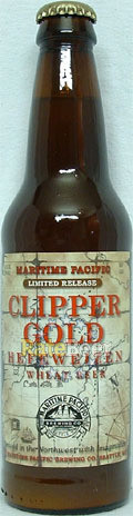 Maritime Pacific Clipper Gold Hefeweizen
