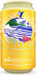 Hawaii Nui Kaua�i Golden Ale - Golden Ale/Blond Ale
