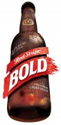 Red Stripe Bold