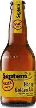 Septem Sunday�s Honey Golden Ale
