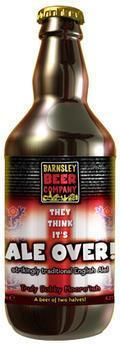 Barnsley Beer Company They Think Its Ale Over!