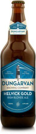 Dungarvan Helvick Gold Blonde Ale