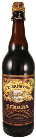 Sierra Nevada 30th Anniversary Jack & Ken's Ale