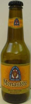 Monastère Bière Blonde