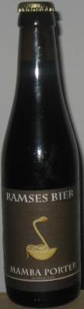 Ramses Bier Mamba Porter
