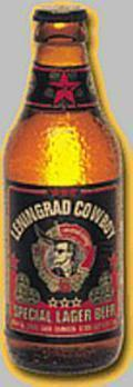 Leningrad Cowboy Special Lager - Pale Lager