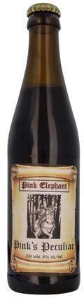 Pink Elephant Pink�s Peculiar